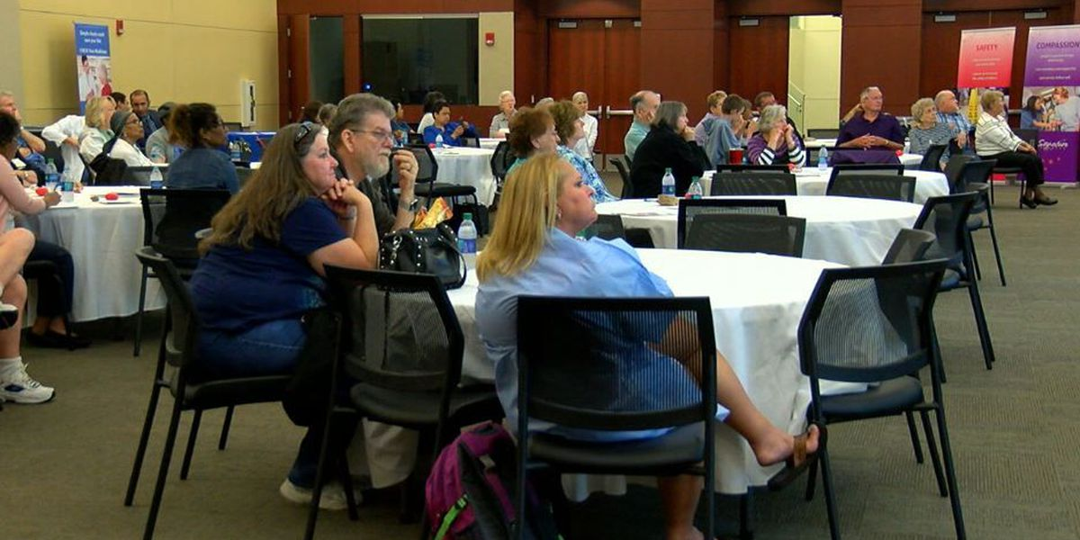 St. Francis Stroke Seminar and free health screenings
