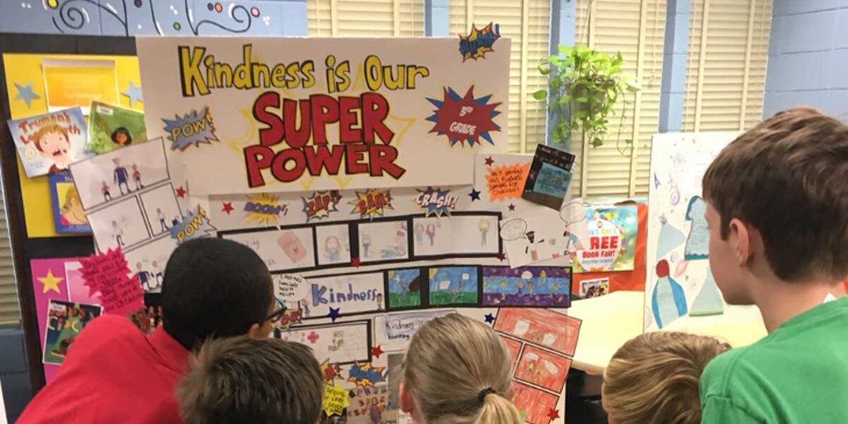 Clubview Elementary raises 3K for disaster relief through Kindness Campaign