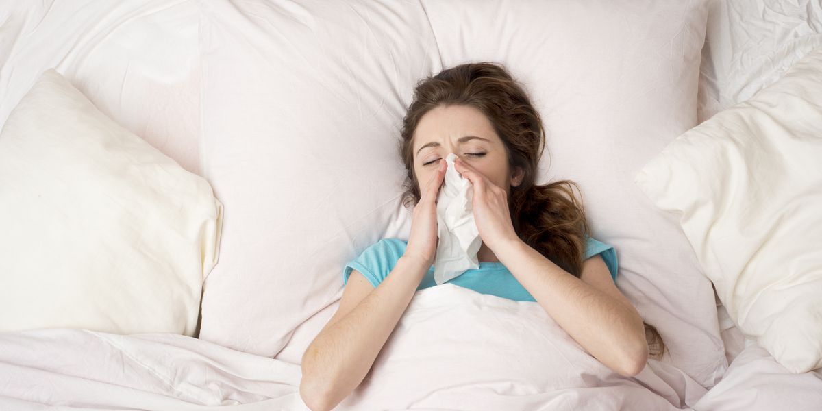 How to tell the difference between the flu and COVID-19