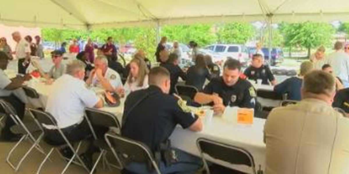 Piedmont Columbus Regional hosts annual public safety luncehon appreciating first responders