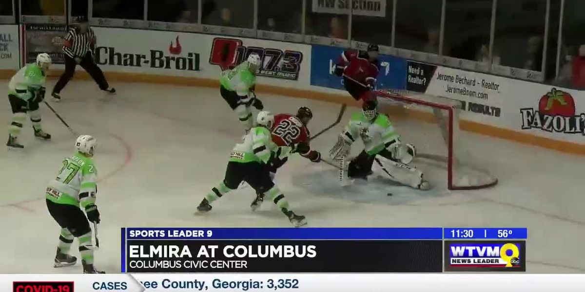 River Dragons handle Enforcers, 4-1