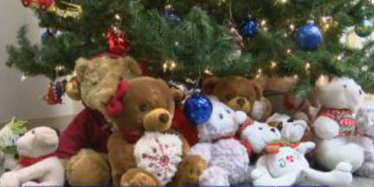 Auburn first responders team up for toy drive