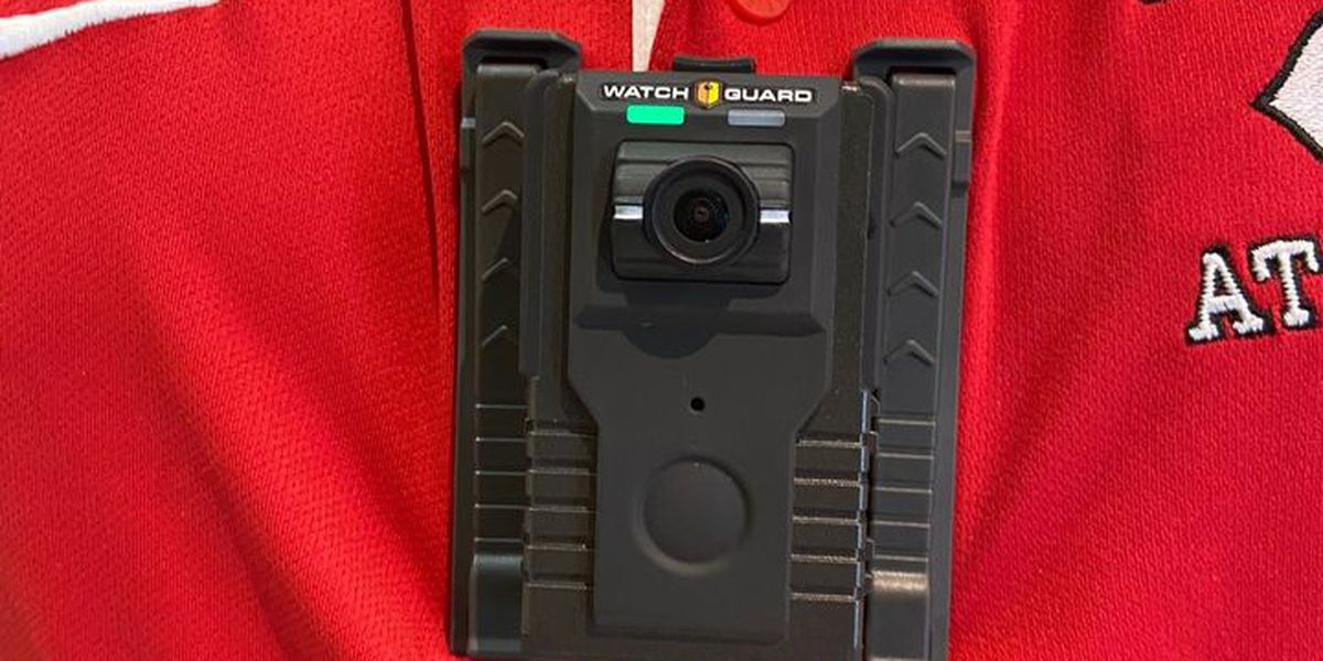 School resource officers in Troup Co. issued body-worn cameras