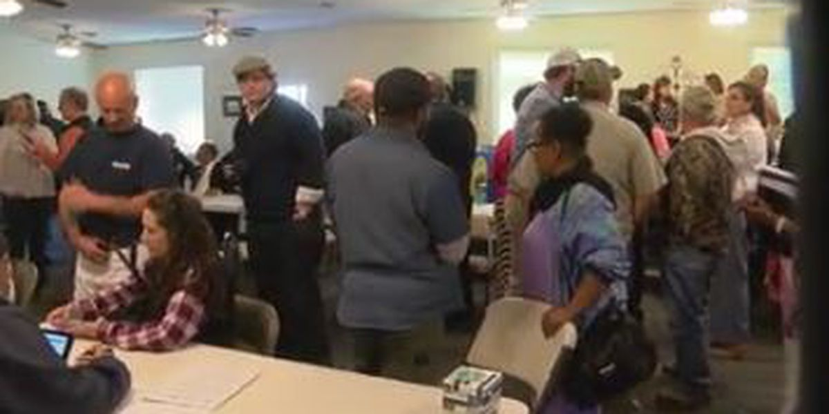 Lee County EMA holds town workshop for East AL tornado survivors