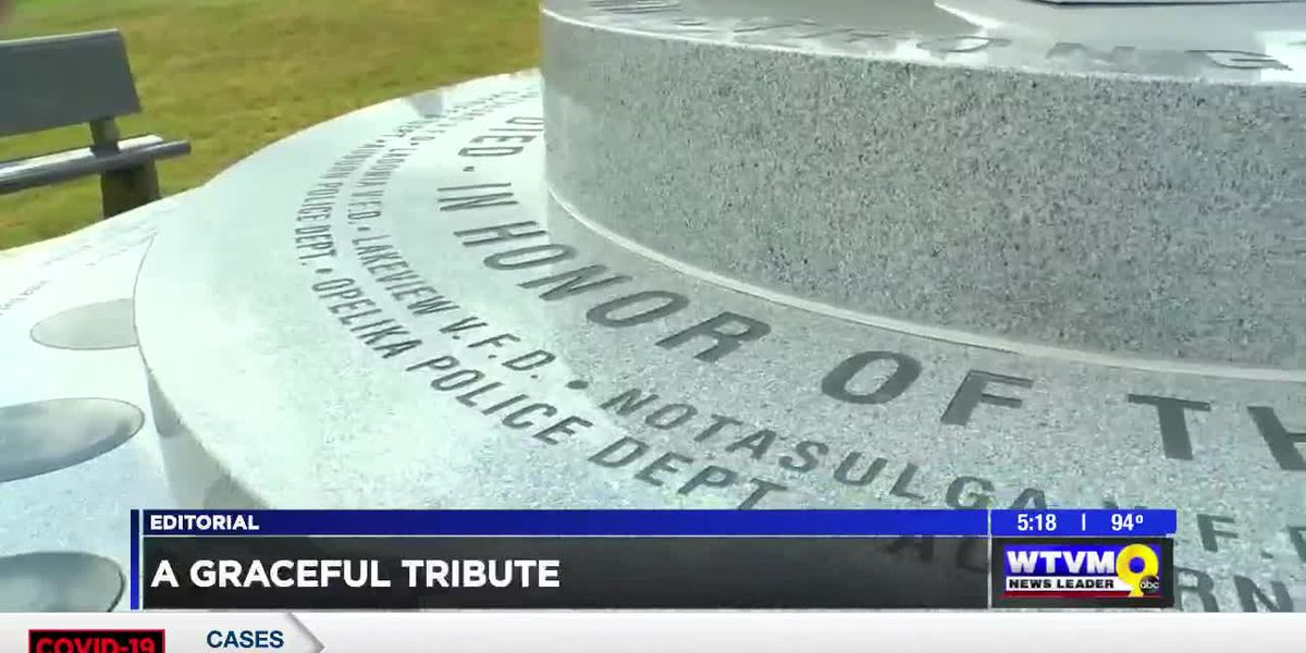 WTVM Editorial 9-4-20: A graceful tribute