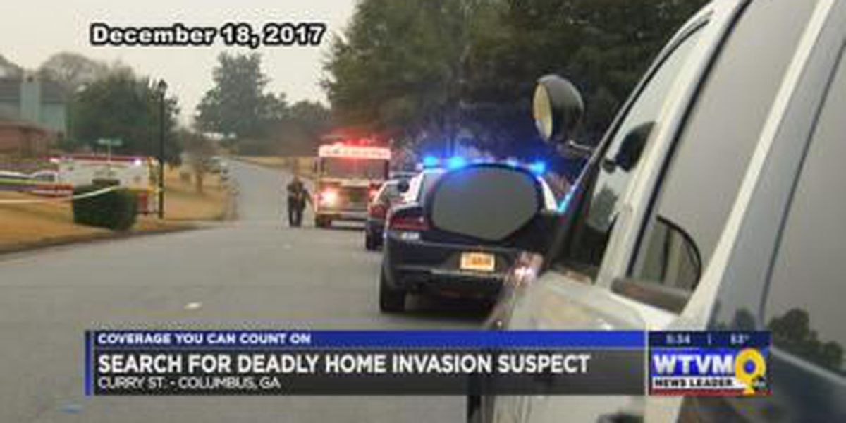 Columbus police continue search for suspect in deadly home invasion