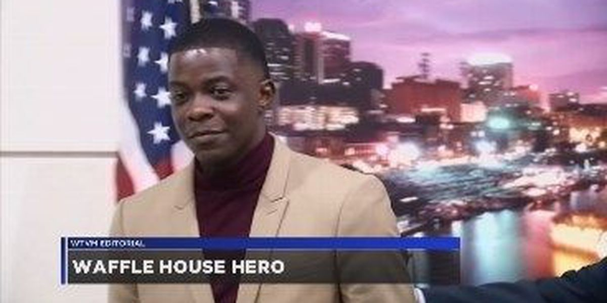 WTVM Editorial 4/27/18: Waffle House Hero