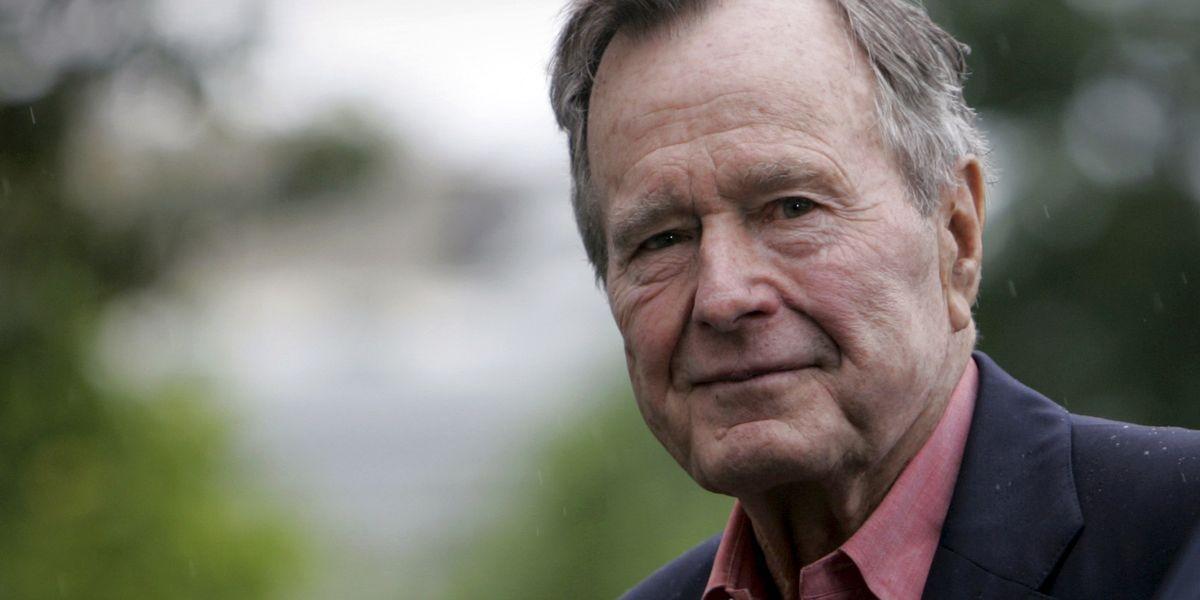WATCH: President George H.W. Bush's funeral in Houston