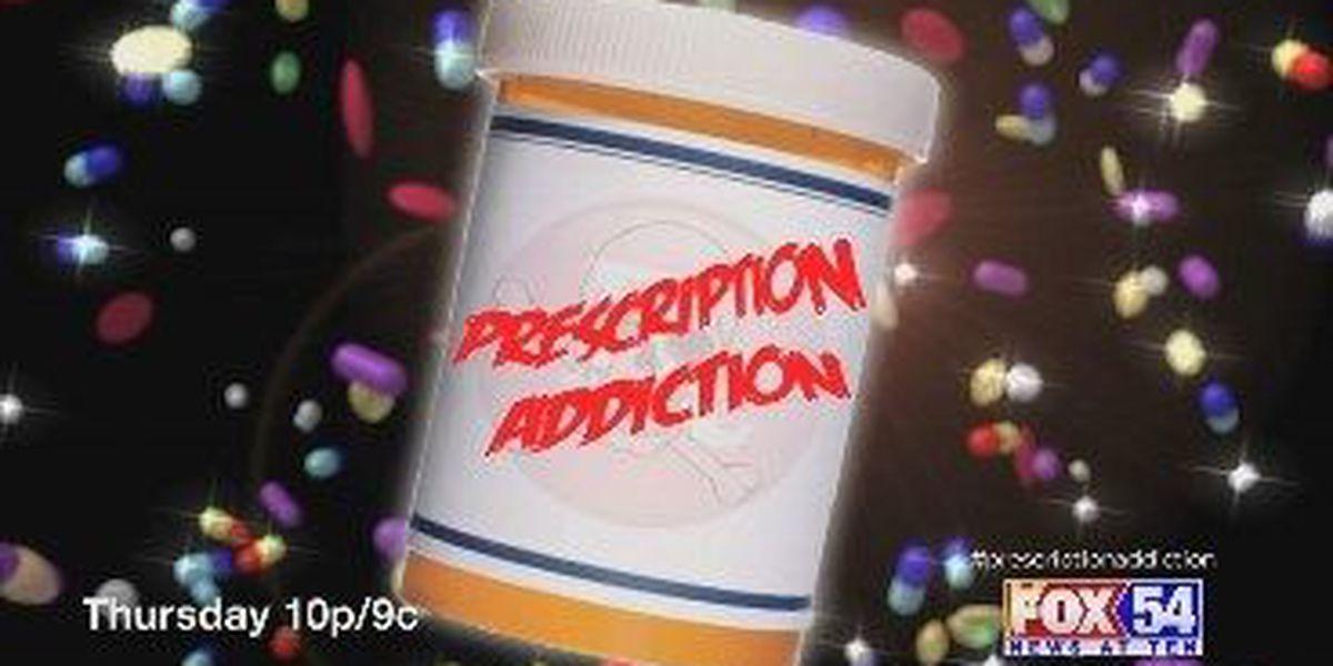 WXTX Special Report: Prescription Addiction