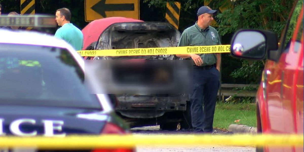 Most Wanted: Body found in burned car in south Columbus