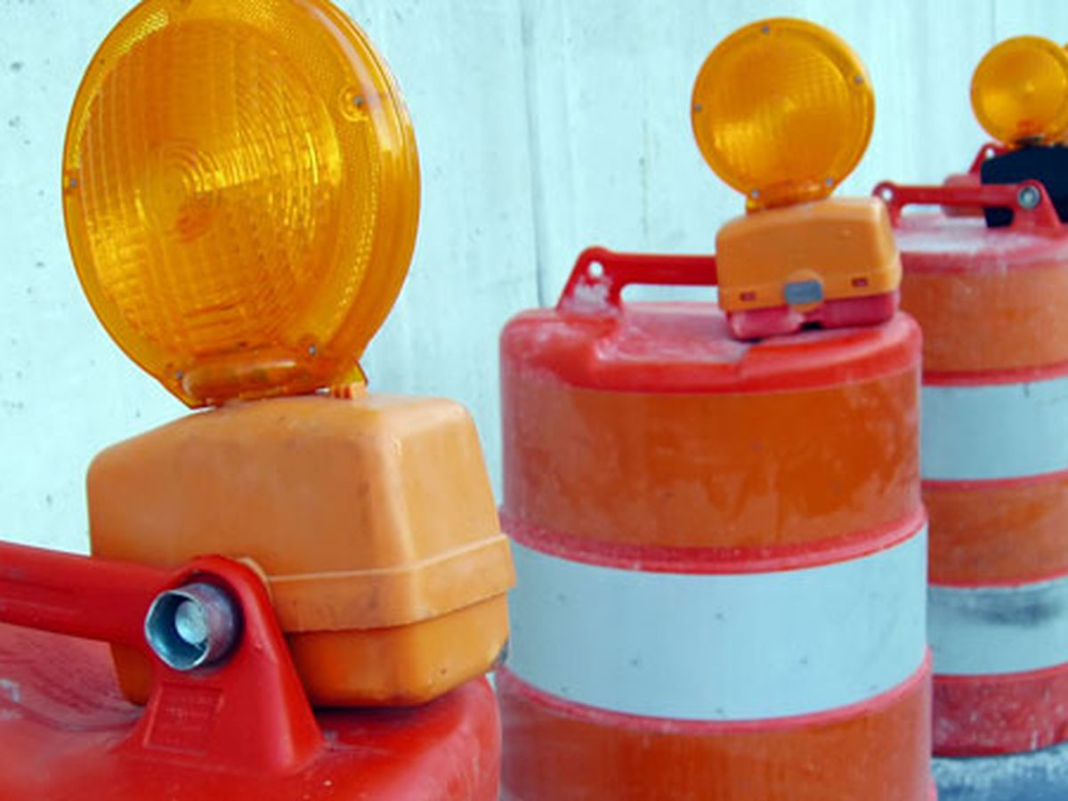 Lane to close along East University Ave. in Auburn for sewer repair