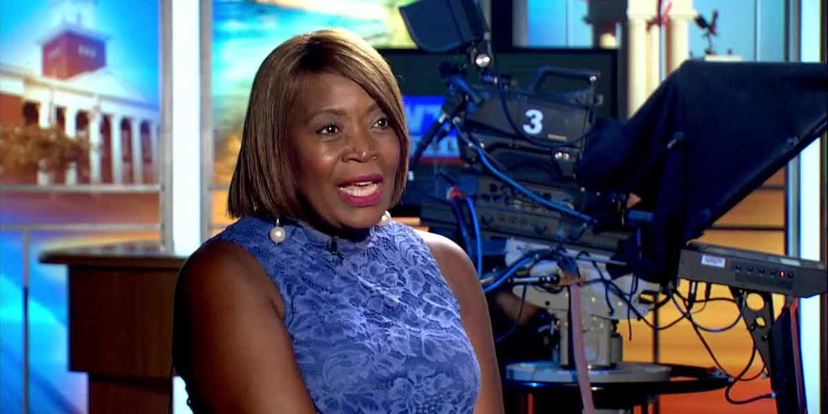 Dee Armstrong WTVM 65th Anniversary interview