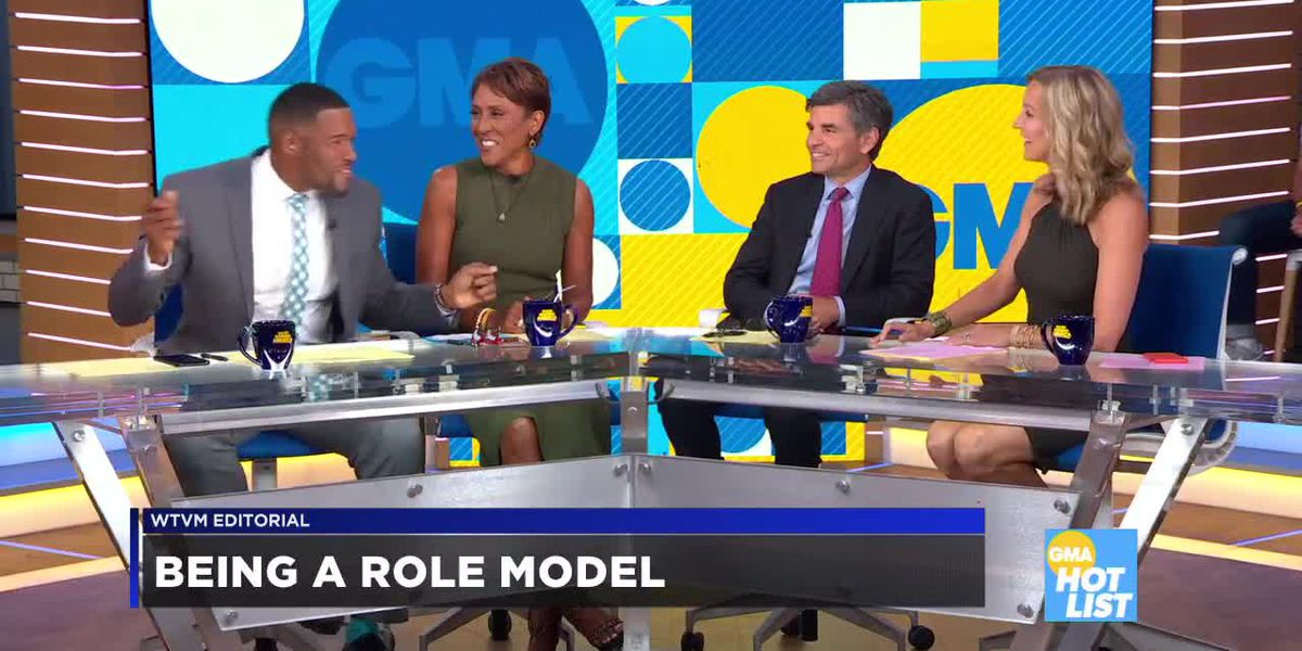 WTVM Editorial 8-7-19: Being a role model