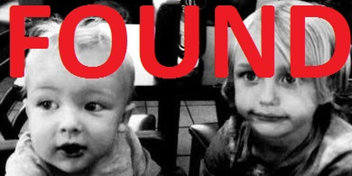 Update: Columbus children who prompted an Amber Alert are now safe
