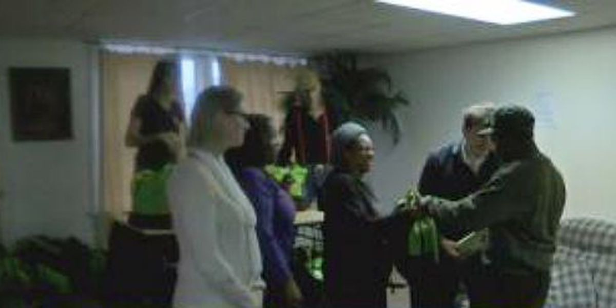 'Fallen Angel Project' helps the homeless in Columbus