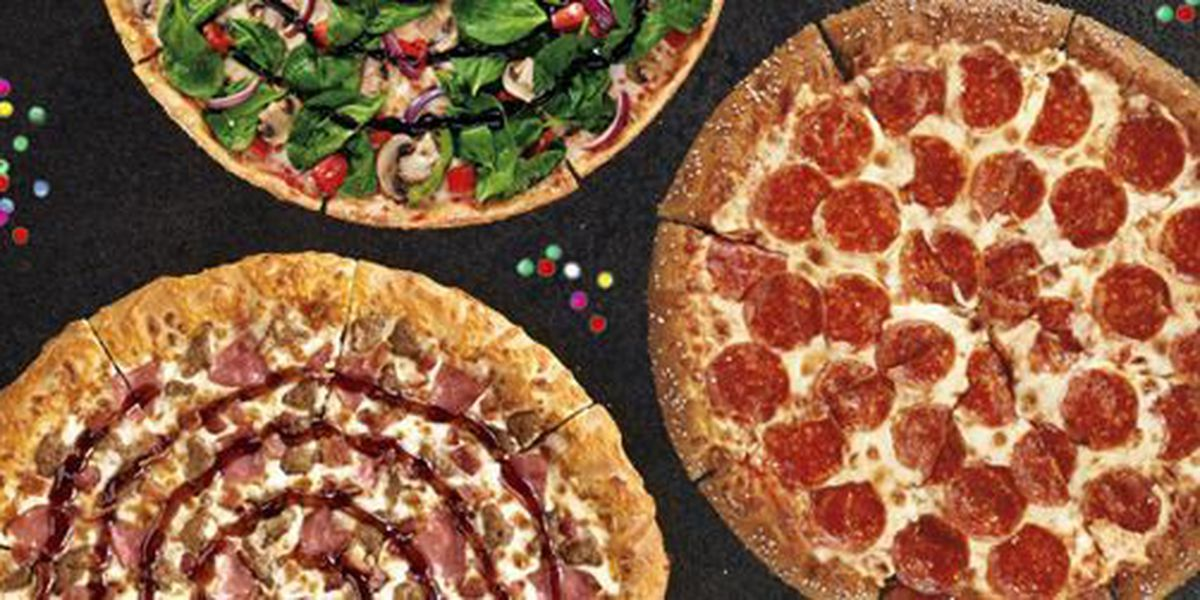 Monday is National Pizza Pie Day
