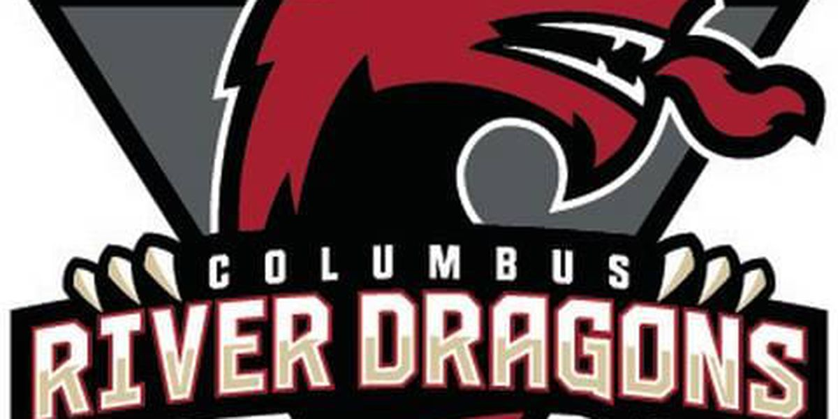 Columbus River Dragons raise money for civic center employees via jersey auction