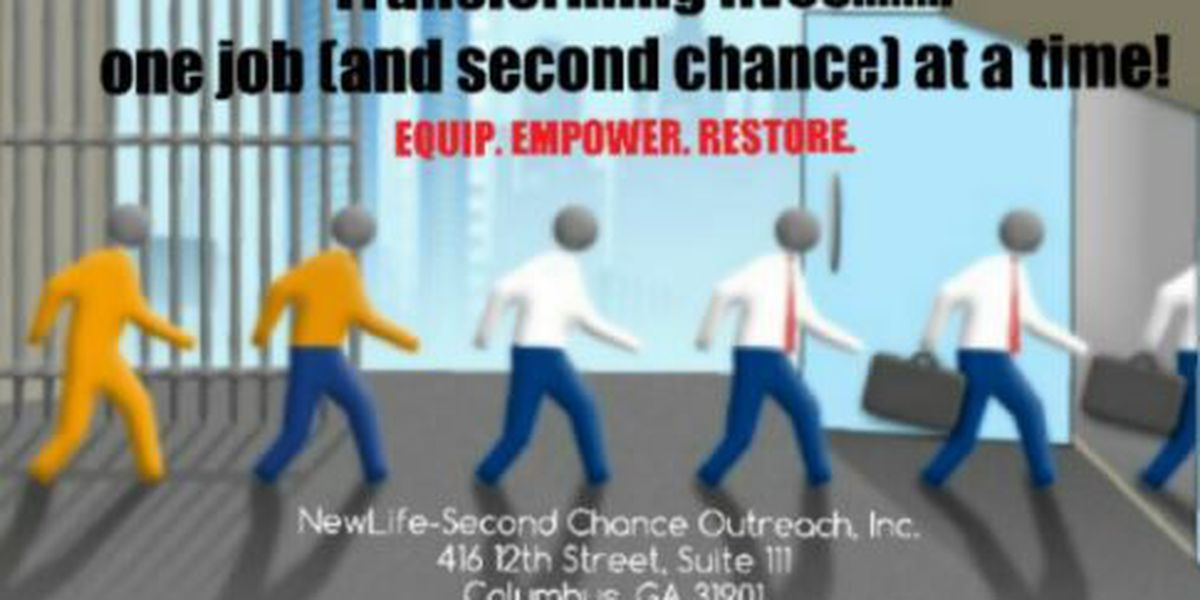 Columbus organization hosts and job fair for people with criminal records