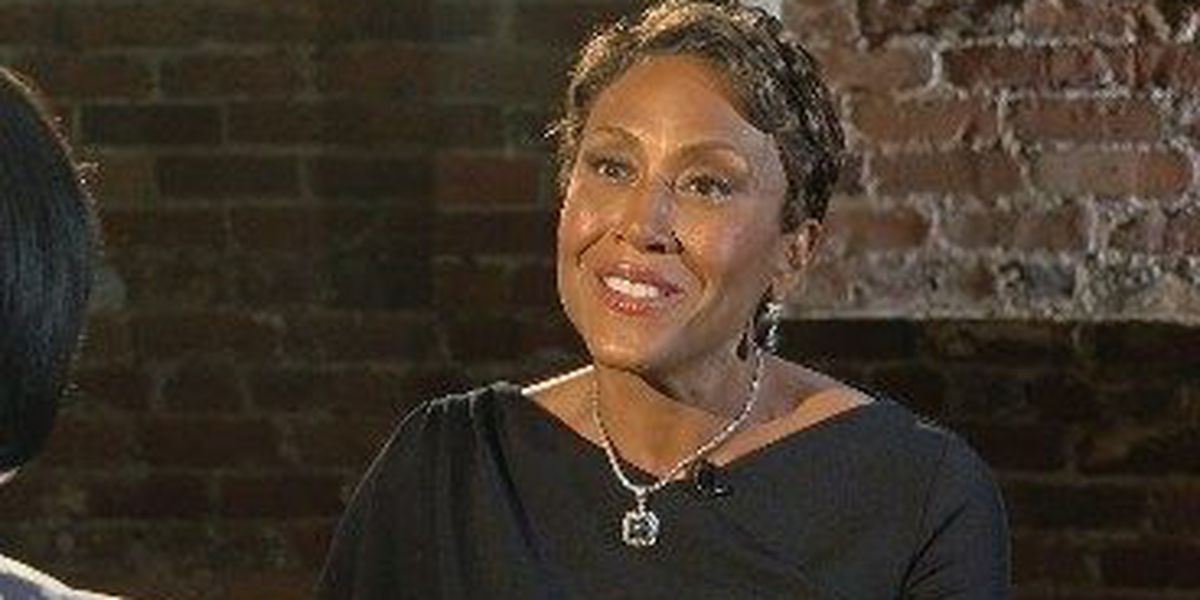 EXCLUSIVE: Robin Roberts talks keys to success with News Leader 9