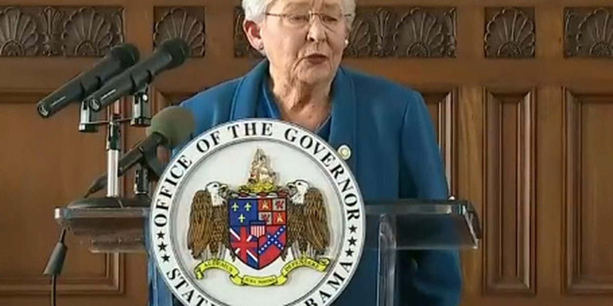 Gov. Ivey awards nearly $1M in grants to east Ala. communities