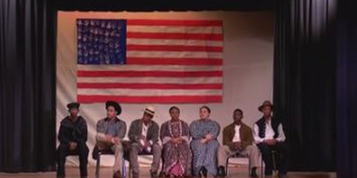 National Civil War Naval Museum celebrates Black History Month with 'Life Every Voice' Tour