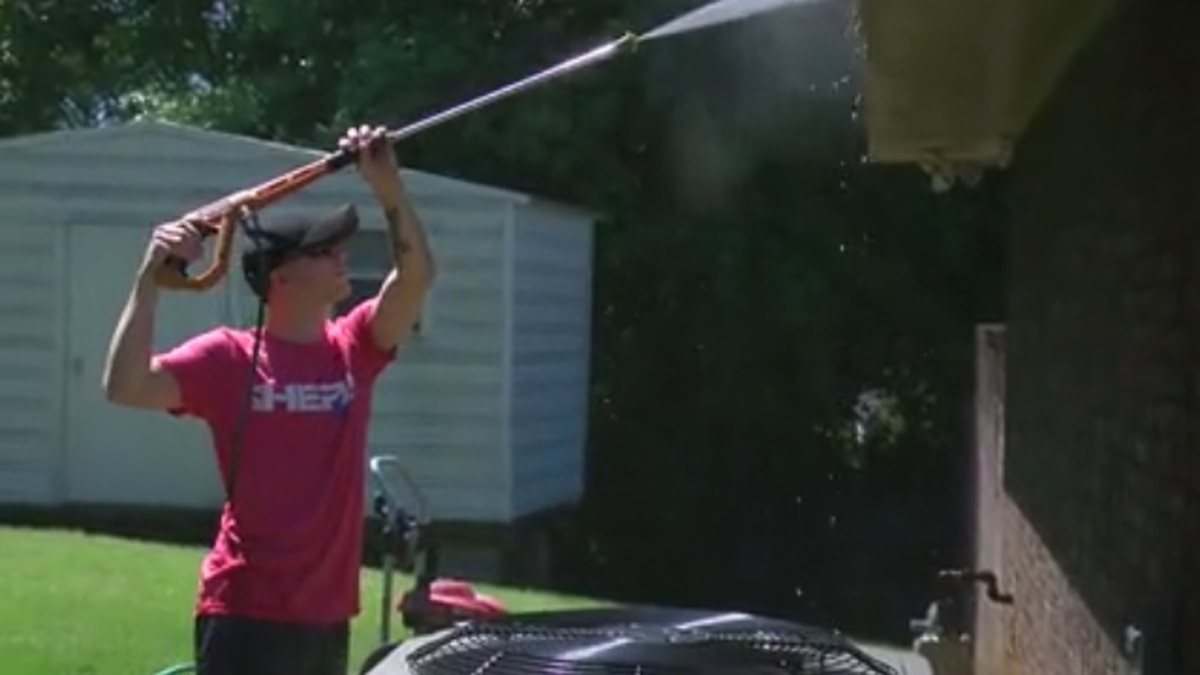 Military Matters: Ft. Benning drill sergeants cleaning up storm damage