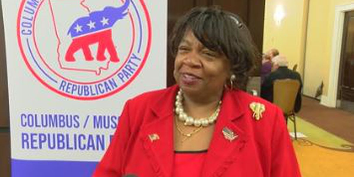 Vivian Childs announces candidacy for Georgia's 2nd congressional district seat
