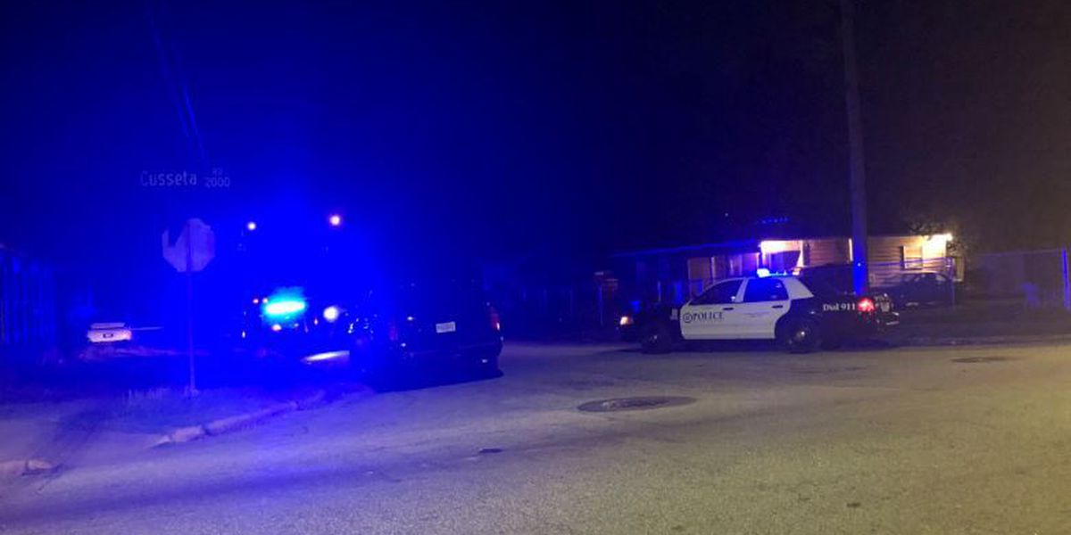 No foul play suspected in shooting on Bragg Smith St. in Columbus; police investigating