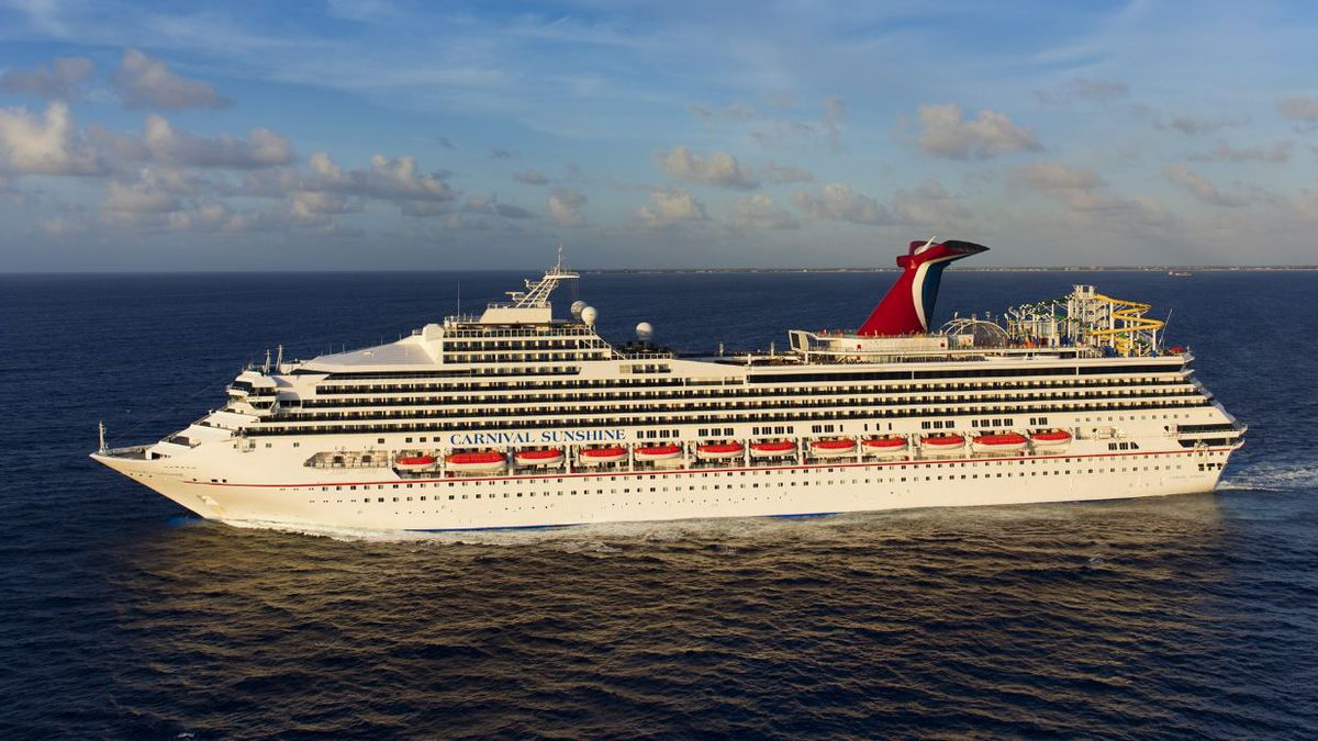 Carnival will pay $20m over pollution from its cruise ships