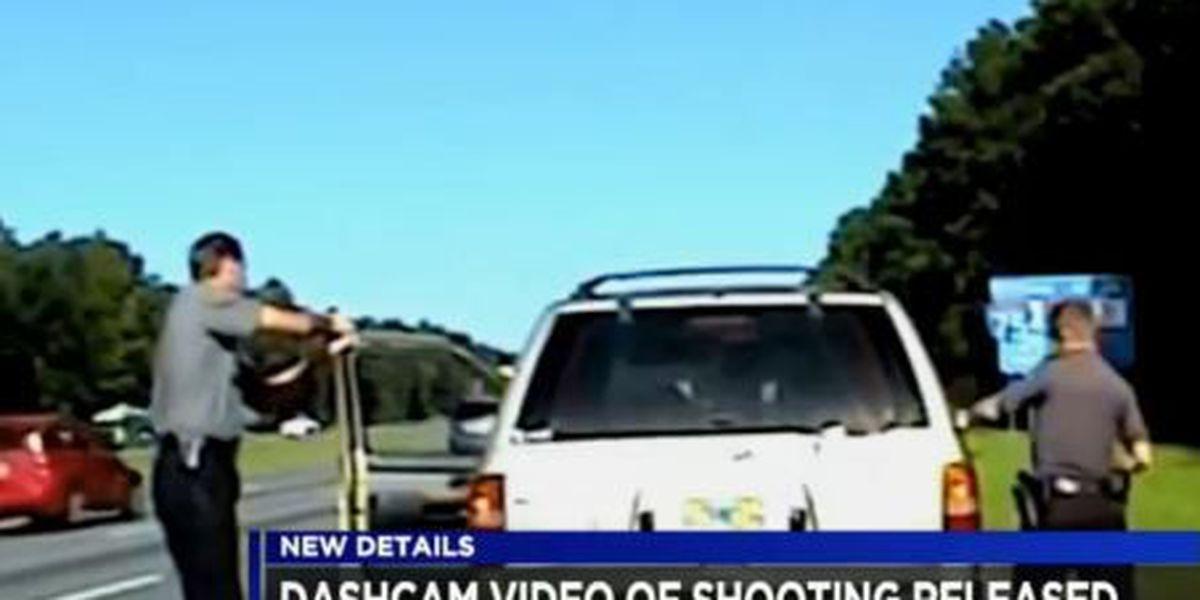 Dash-cam video released in Columbus man's death in North Georgia