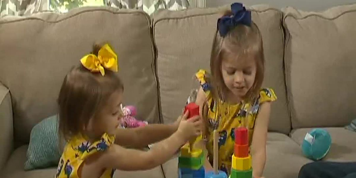 Three young siblings wait for life-saving bone marrow transplant