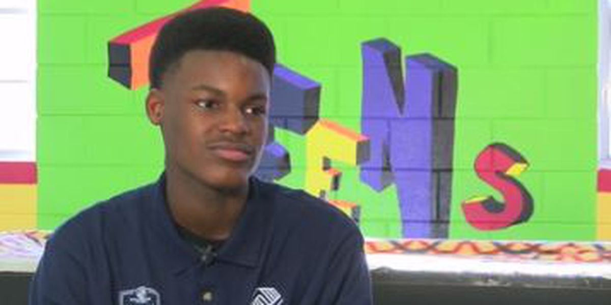 Boys and Girls Club Youth of the Year: Finalist Joshua Leigh