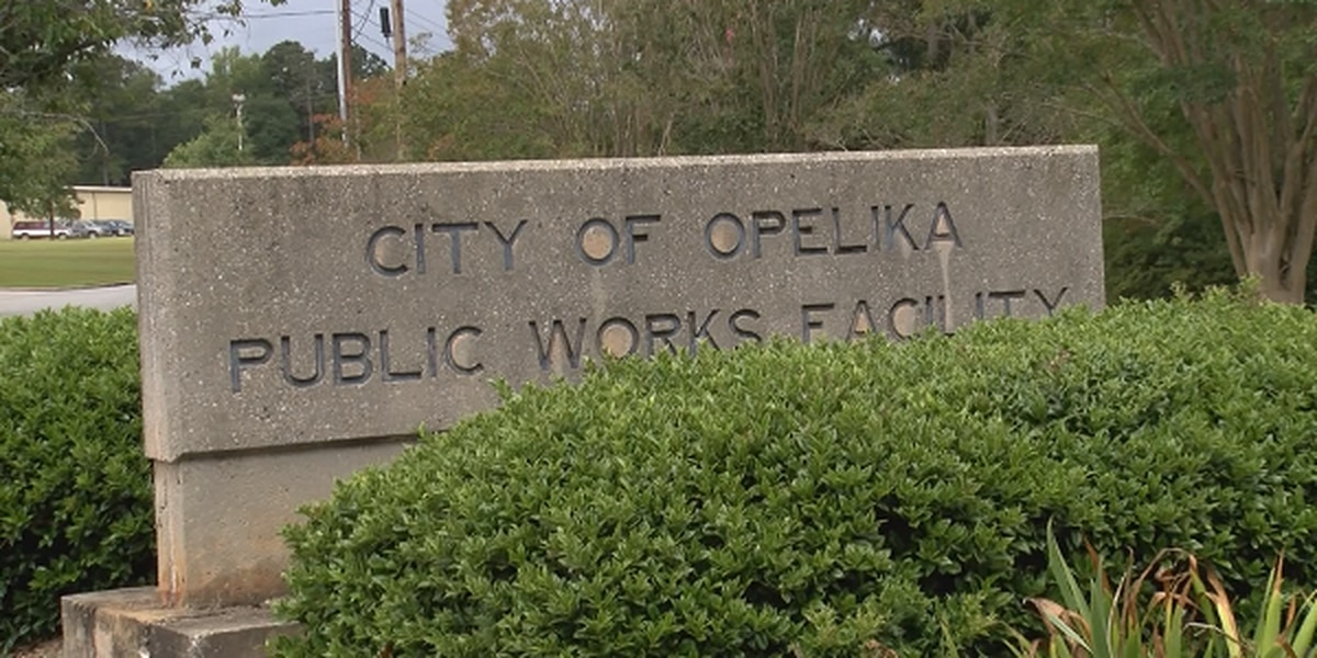 Opelika officials work to improve water quality