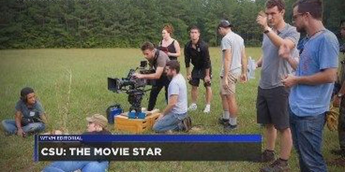 WTVM Editorial 8/20/18: CSU: The Movie Star