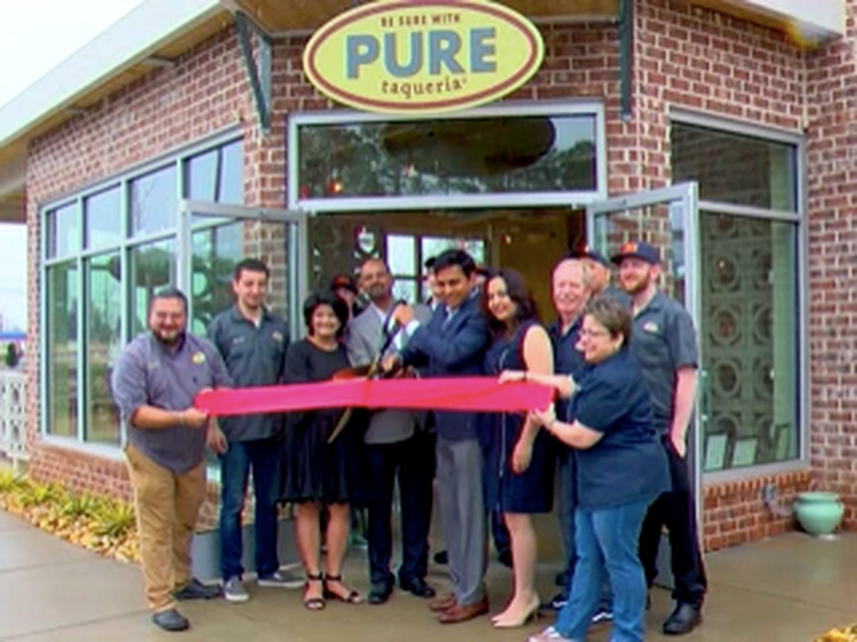 Pure Taqueria opens its doors in north Columbus