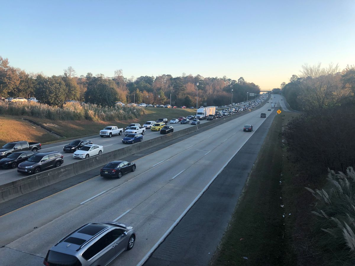 TRAFFIC ALERT: Road work causes delays on I-185 northbound in Columbus
