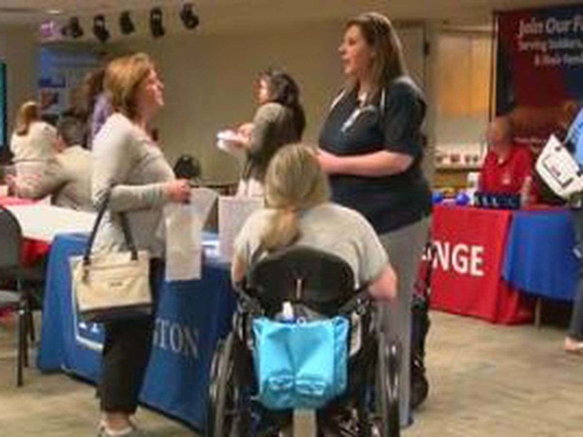 City of Columbus hosts career and resource fair for people with disabilities
