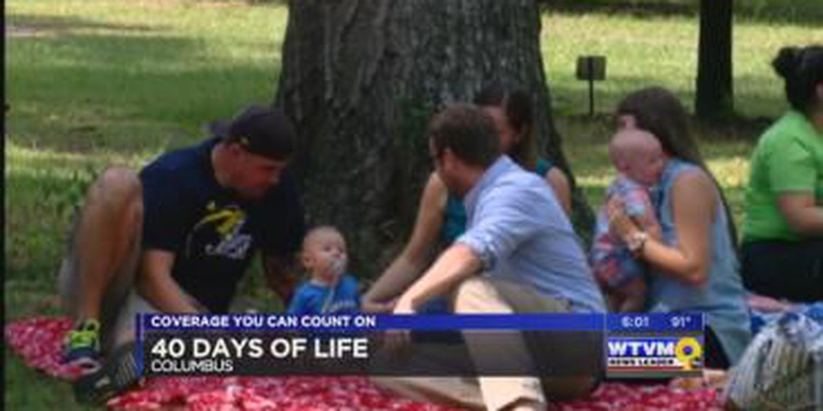 40 Days for Life campaign kicks off in Columbus