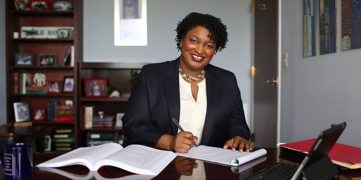 Georgia Democrat Stacey Abrams won't run for Senate in 2020