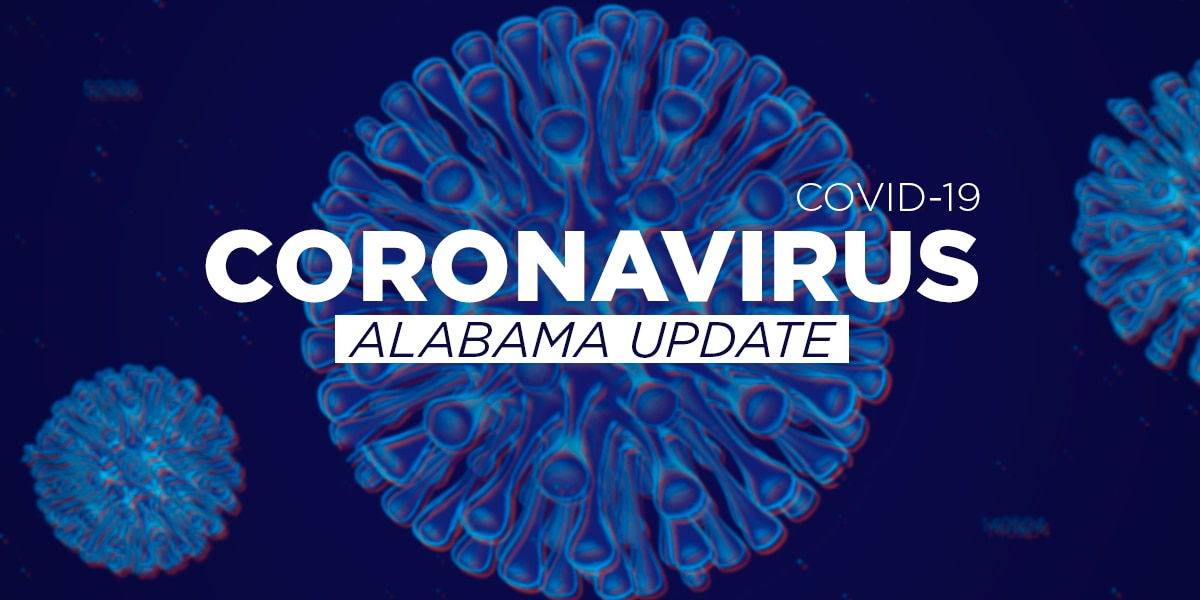 Alabama sees over 1,600 new virus cases, 7 additional deaths