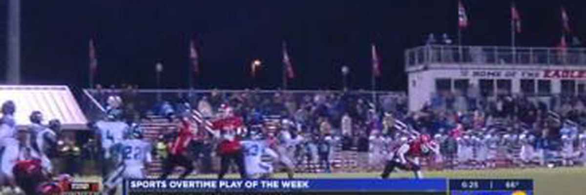 Sports Overtime: Week 13 Play of the Week