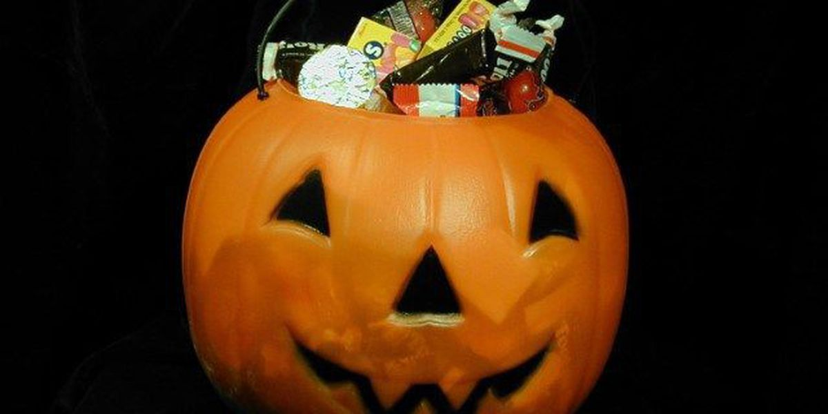 2016 trick-or-treat times in the Chattahoochee Valley