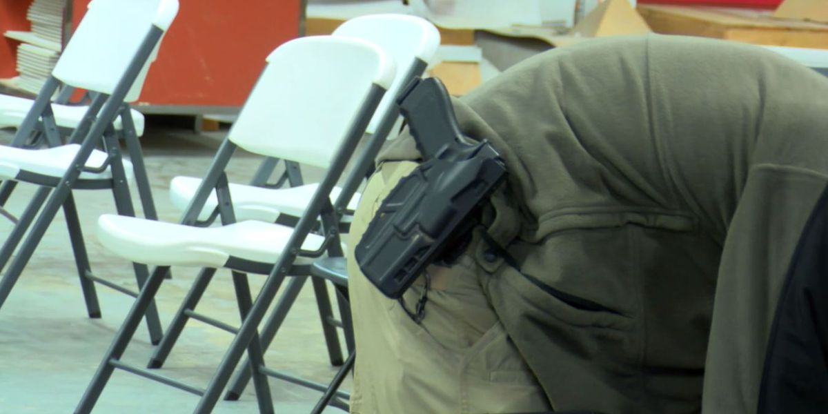 Church defense courses in Columbus hope to encourage safety for members