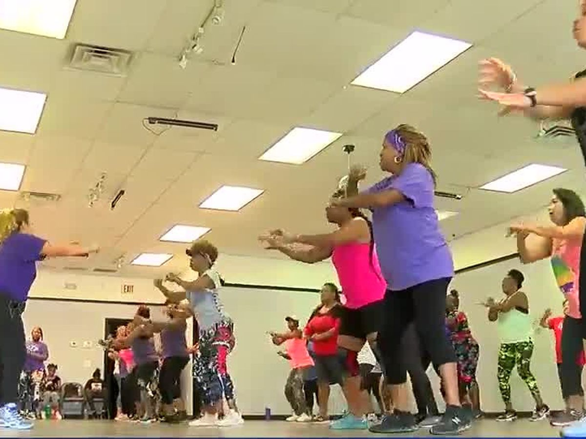 Thiq Fitness hopes to put an end to domestic violence in our area