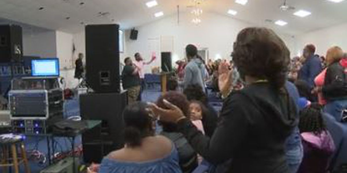 Gospel groups come together in Opelika to help disaster relief efforts for tornado victims