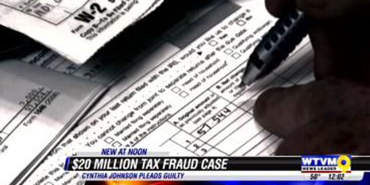 Phenix City woman pleads guilty to tax fraud