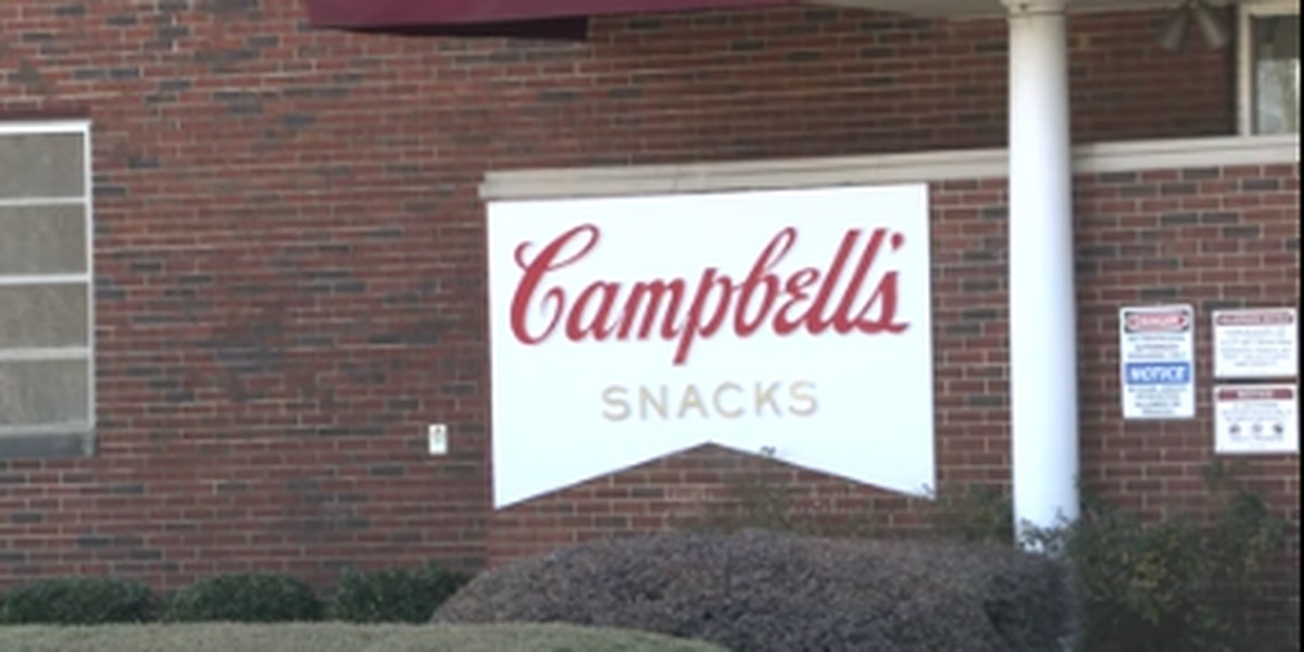 Campbell's Snacks employee in Columbus reacts to plant closing