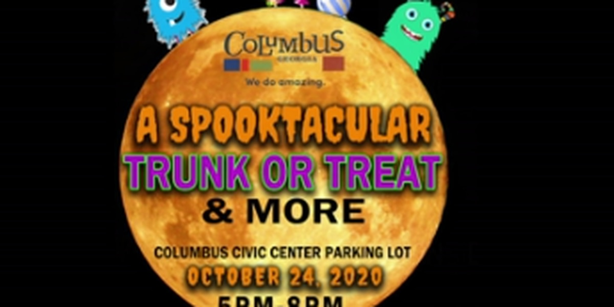 GUEST SEGMENT: Spooktacular Trunk or Treat event to be held at the Columbus Civic Center