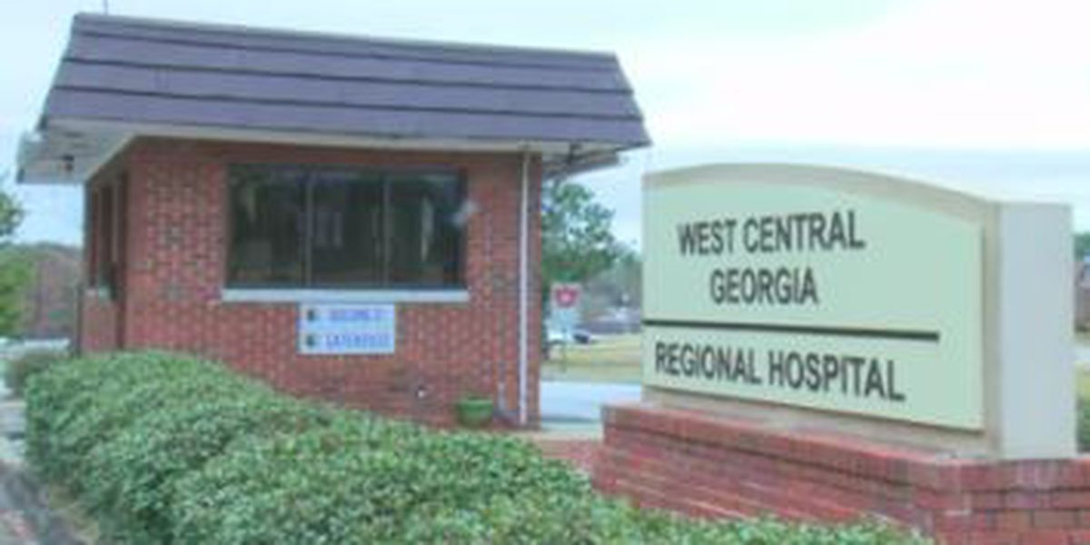 West Central Georgia Regional Hospital celebrates 60th Mayors' Christmas Motorcade with patients