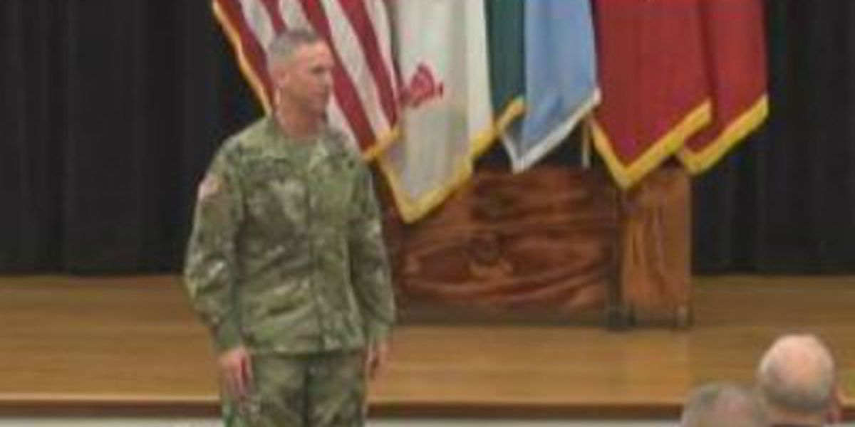 Ft. Benning welcomes new Chief of Infantry School